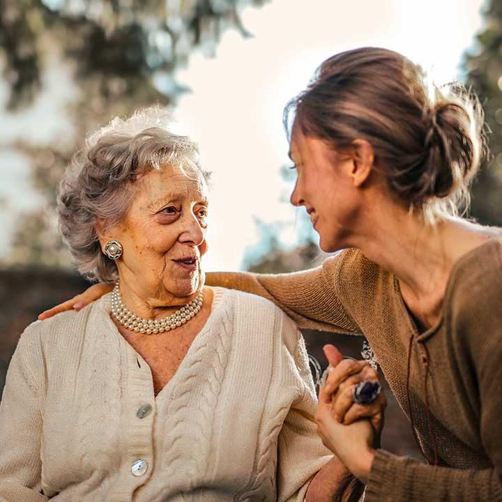 Care for Seniors, Disabled & Children
